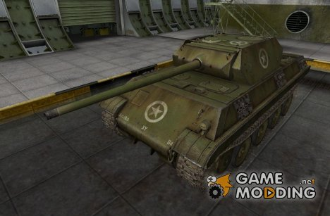 Шкурка для Panther M10 for World of Tanks