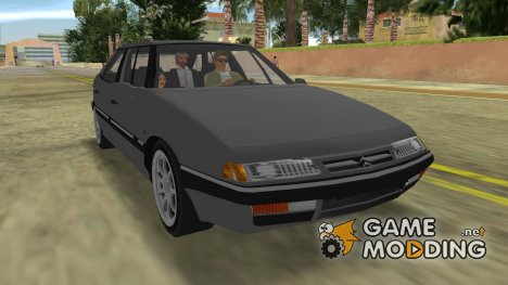 Citroen XM Black Revel for GTA Vice City