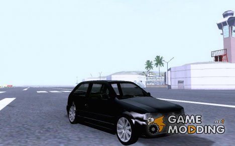 VW Gol GII for GTA San Andreas