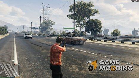 Versatile Traffic for GTA 5