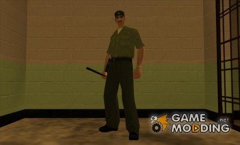 Prison Guard для GTA San Andreas