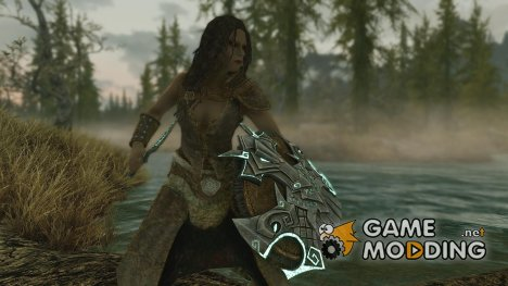 Runed Nordic Weapons для TES V Skyrim