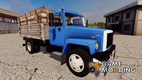 ГАЗ САЗ-35071 для Farming Simulator 2015