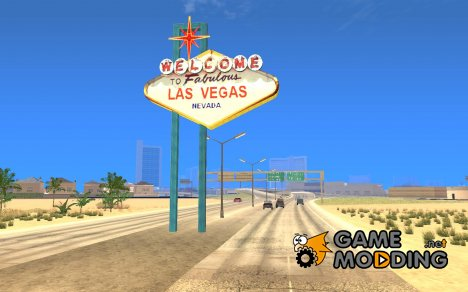 Las Vegas В GTA San Andreas для GTA San Andreas
