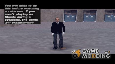 Skin Selector для GTA 3