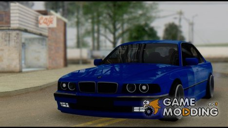 BMW 740i E38 for GTA San Andreas