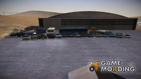 Пак транспорта для GTA San Andreas