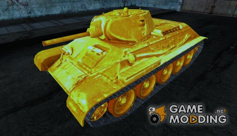 T34 для World of Tanks