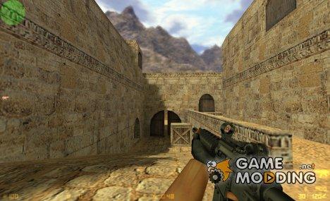 Colt M4 Blizzard для Counter-Strike 1.6