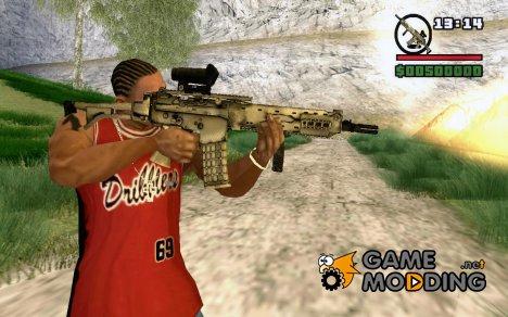AK-5c для GTA San Andreas