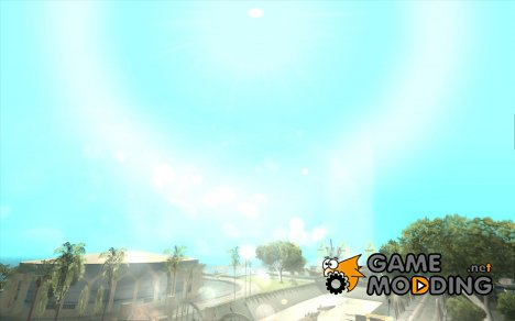 Lensflare v1.2 Final for SAMP Fixed Version для GTA San Andreas