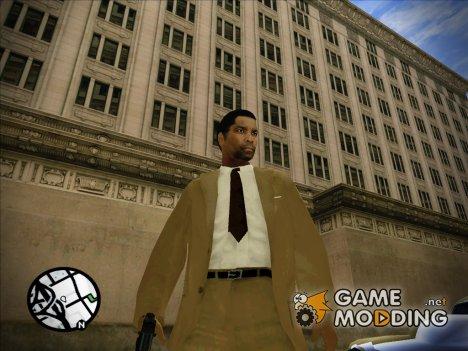 Дензел Вашингтон (Из к/ф Американский гангстер) для GTA San Andreas