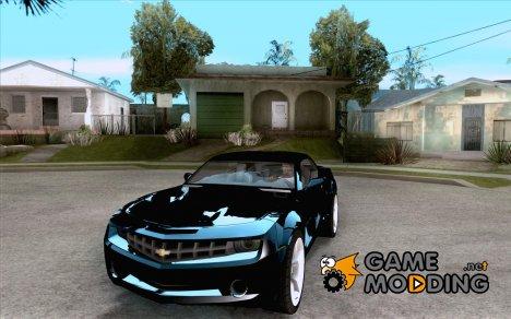 Chevrolet Camaro 2007 for GTA San Andreas