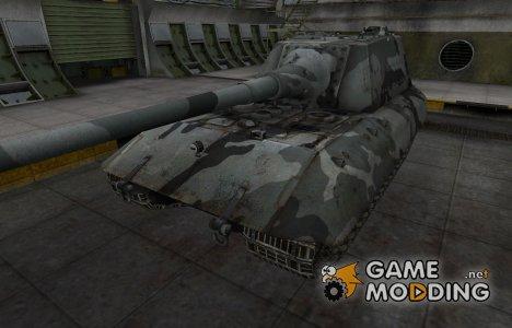 Шкурка для немецкого танка JagdPz E-100 for World of Tanks