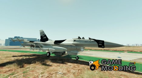 F-16C Fighting Falcon для GTA 5