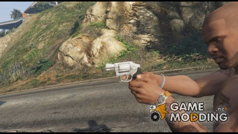 Revolver 38 Special for GTA 5