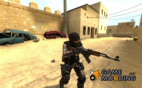 ct_spetsnaz for Counter-Strike Source