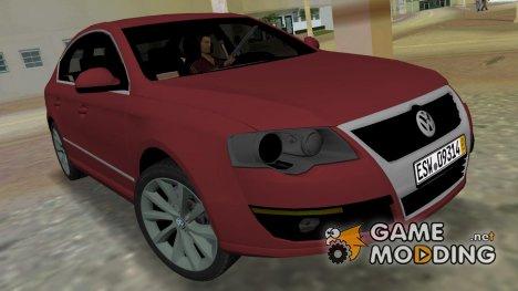 2007 Volkswagen Passat BETA for GTA Vice City