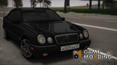 Mercedes-Benz ELEGANT для GTA San Andreas