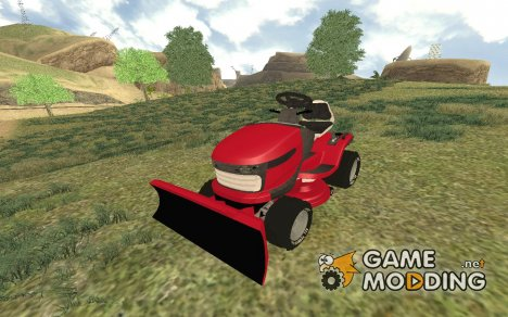 Lawn Mower for GTA San Andreas
