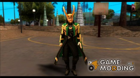 Loki для GTA San Andreas