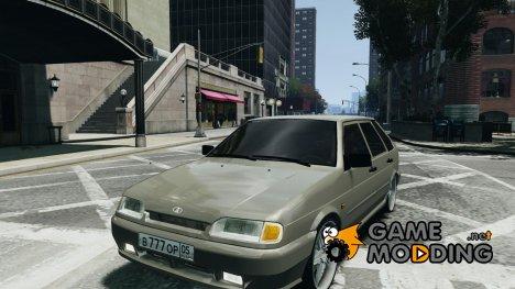 Ваз 2114 Тюнинг Дагестан for GTA 4