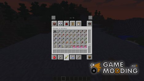 Poisoned Arrows для Minecraft
