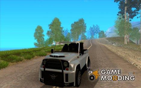 УАЗ 469 Tuning for GTA San Andreas
