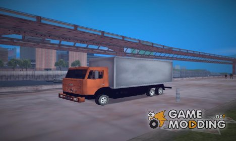 КамАЗ 5410 для GTA 3