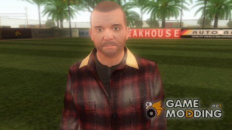 GTA V Prologue Michael Skin для GTA San Andreas