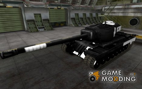 Зоны пробития T34 для World of Tanks