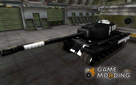 Зоны пробития T34 для World of Tanks