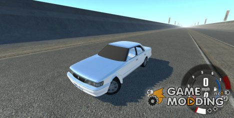 Toyota Chaser X81 1990 for BeamNG.Drive