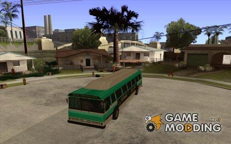 Bus из ГТА 4 for GTA San Andreas