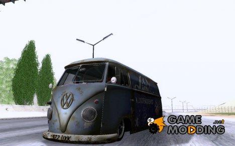 VW T1 Linde Rat Van for GTA San Andreas