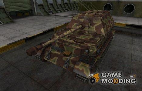 Исторический камуфляж Ferdinand for World of Tanks