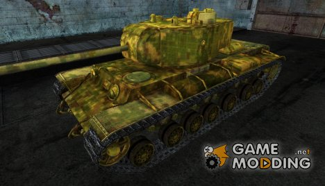 КВ-3 от KOHKPETHO for World of Tanks
