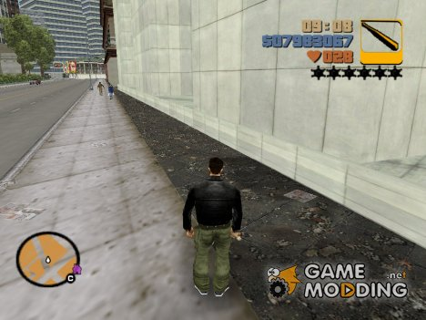 Newtownhall R-TXD для GTA 3