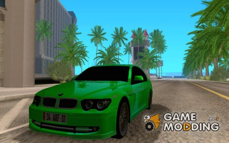 BMW Alpina B7 for GTA San Andreas