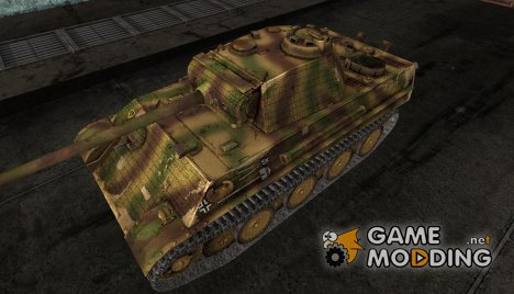 Шкурка для Pz V Panther for World of Tanks