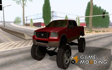 2005 Ford F150 Monster Truck for GTA San Andreas