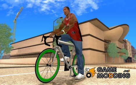 Fixie Bike for GTA San Andreas