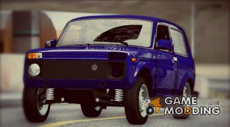 "ВАЗ 2121 ""Нива"" Avara Style для GTA San Andreas"