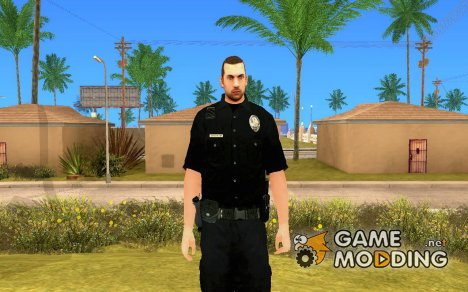 LSPD Skin for GTA San Andreas