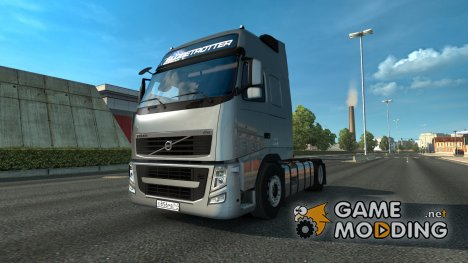 Volvo FH13 v2 for Euro Truck Simulator 2