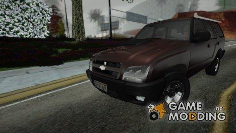 2010 Chevrolet Blazer for GTA San Andreas