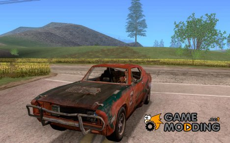 SWITCHBLADE from FlatOut 2 для GTA San Andreas