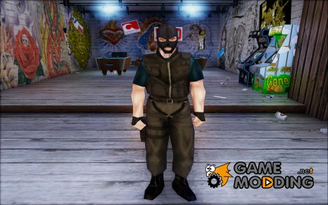 Terror From Counter Strike Beta 1.1 для GTA San Andreas