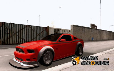 Ford Mustang RTR Spec 3 for GTA San Andreas
