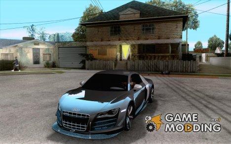 Audi R8 V10 v2 for GTA San Andreas